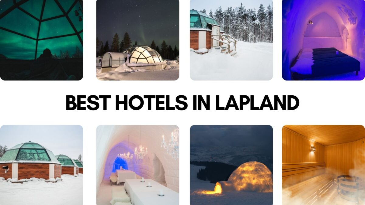 best hotels in lapland cover