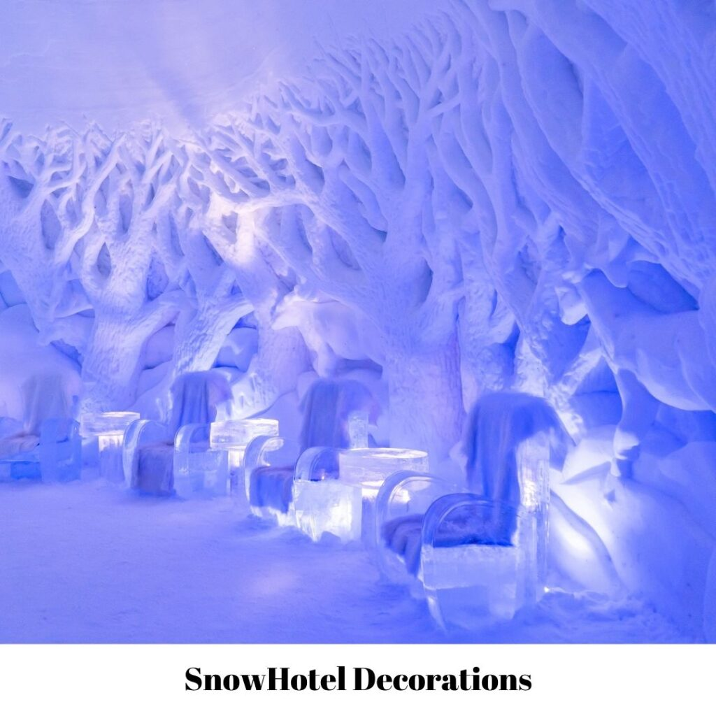 best snowhotel in Lapland